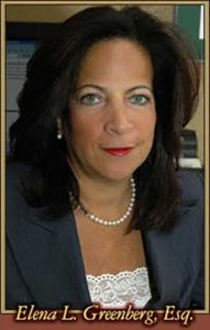 Attorney Elena Greenberg