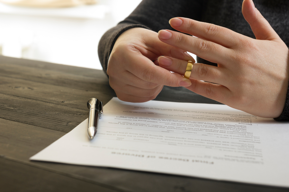contested and uncontested divorce