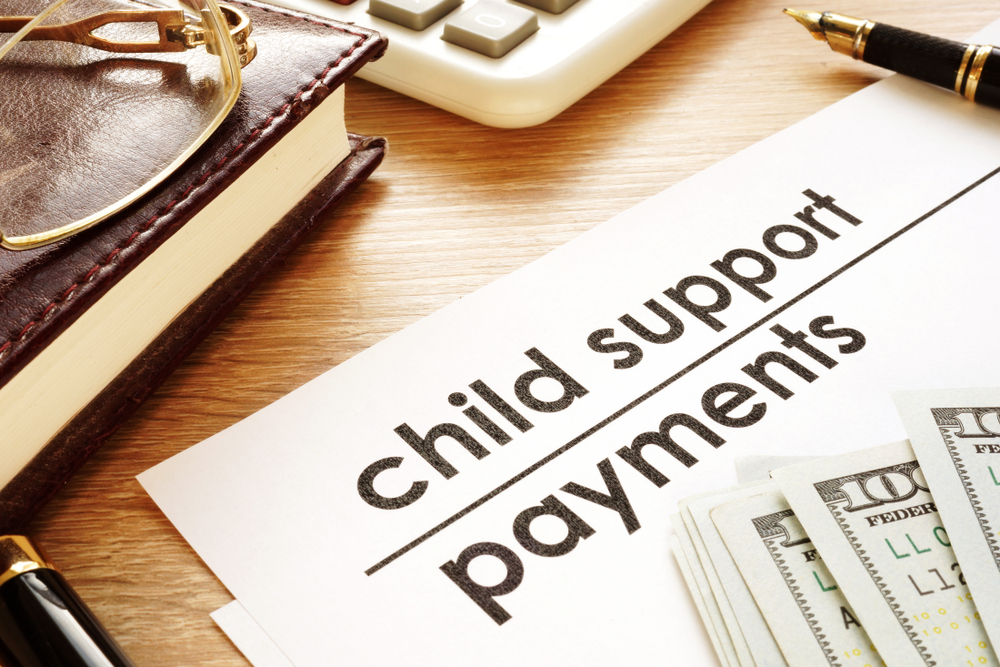 child support payment