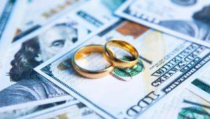 divorce pay